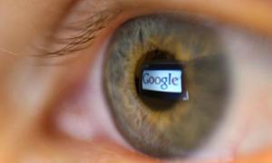 Google in oog