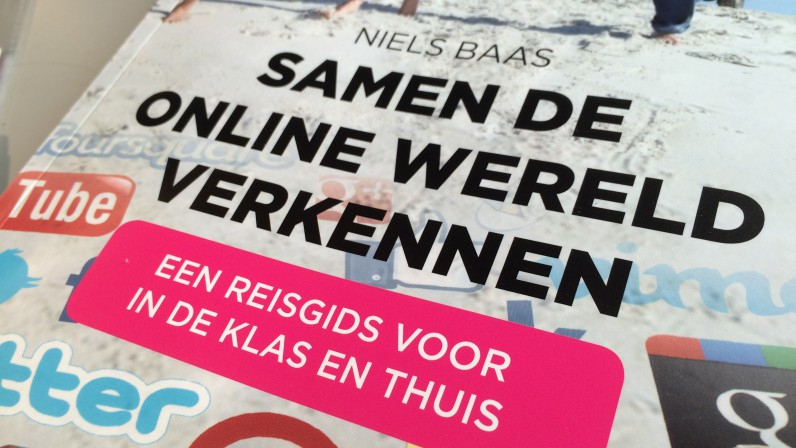 Samen de online wereld verkennen, Niels Baas, Pica 2015.