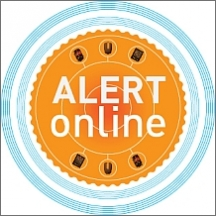 alert online logo