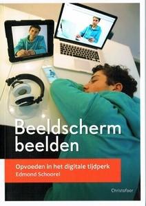 mediaopvoeding cover boek Beeldschmermbeelden van Edmond Schoorel