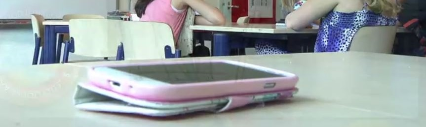 WhatsApp in de klas