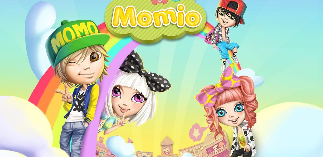 Momio app - Bureau Jeugd & Media