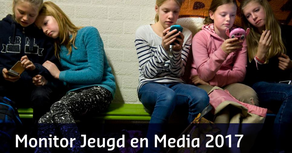 Monitor Jeugd en Media 2017 Kennisnet