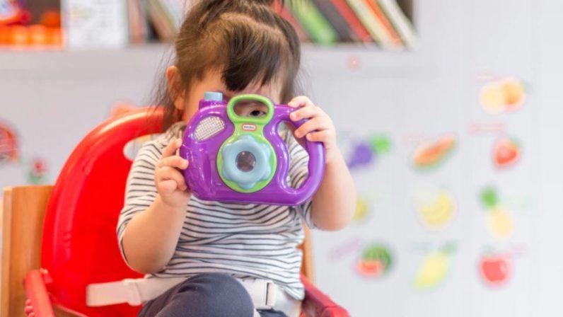 mediaopvoeding in de kinderopvang - Bureau Jeugd en Media