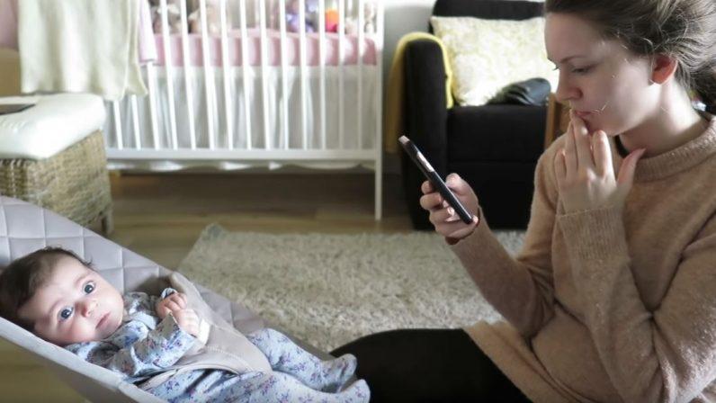 mobiele telefoon en hechting