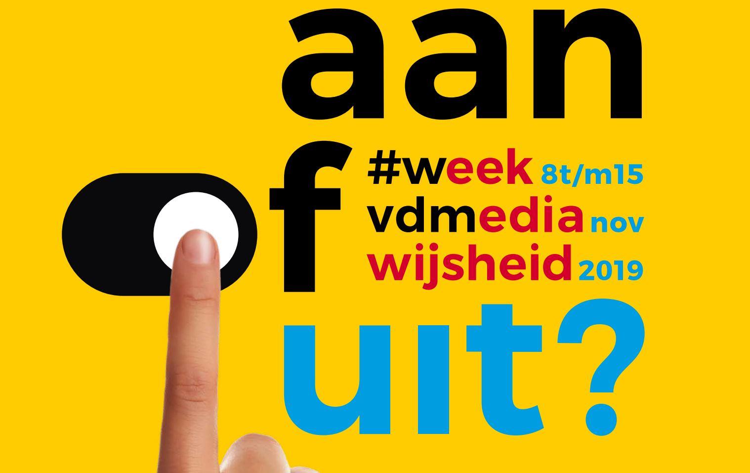 schermtijd #WvdM Bureau Jeugd en Media