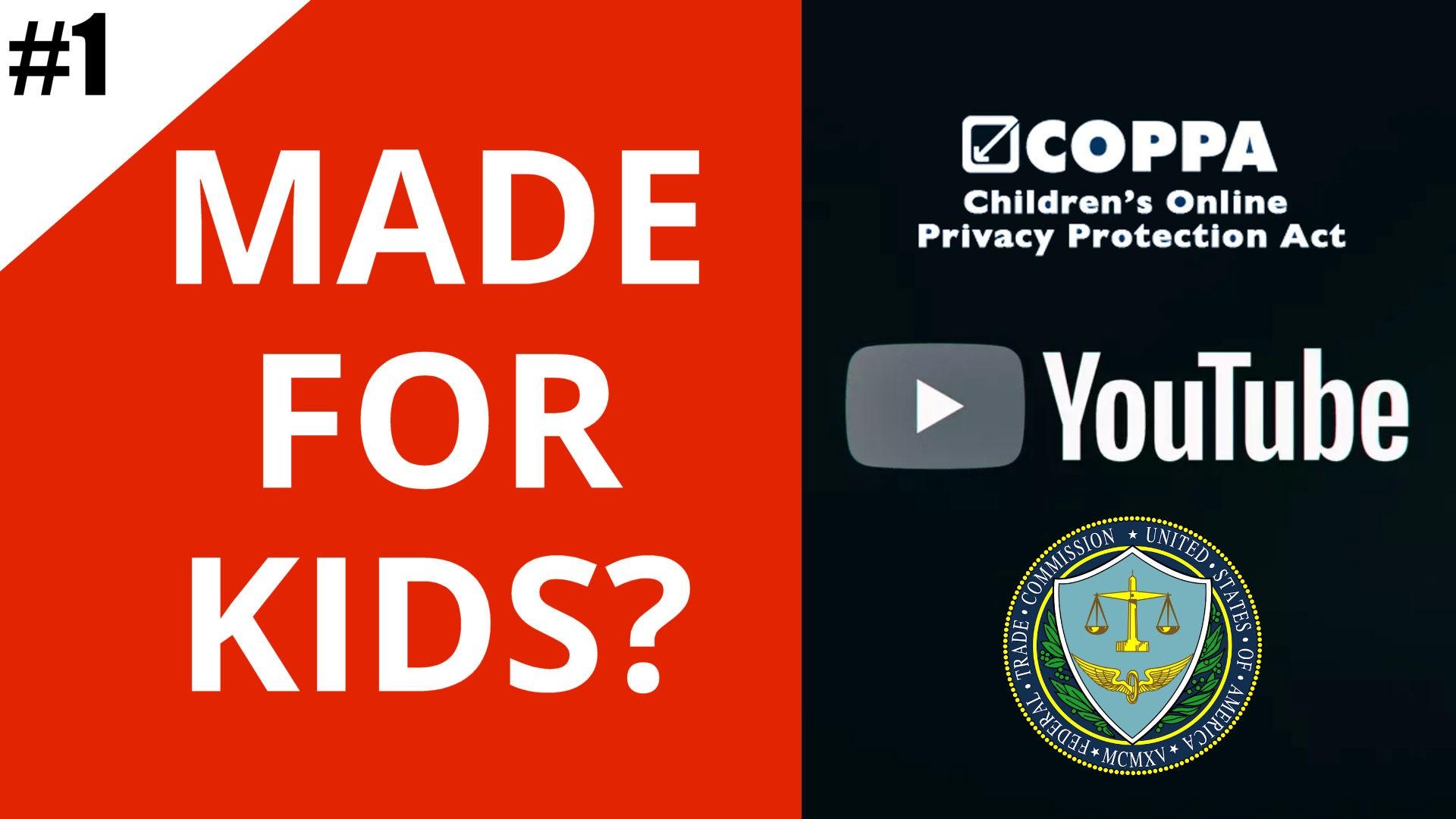 YouTube en COPPA