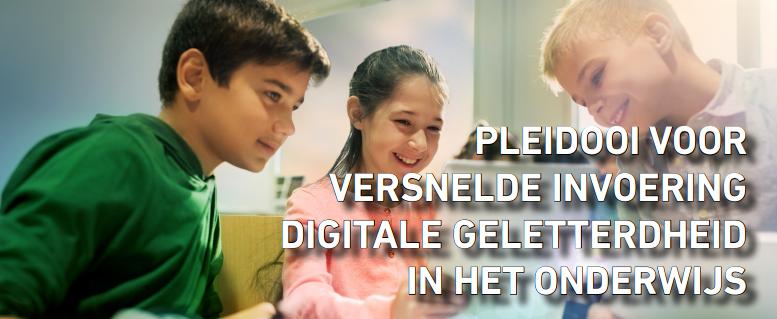 Digitale geletterdheid onderwijs